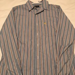 Abercrombie & Fitch Button Down Long Sleeve Shirt